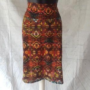 Lularoe stretchy pencil Skirt
